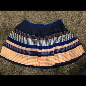 American Eagle Pleated Skirt, Sz 6